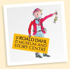 Roald Dahl Museum – Writer-in-Residence