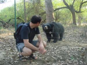 Josh & bear2