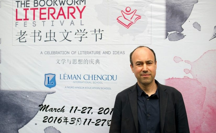 The Bookworm Festival in Chengdu